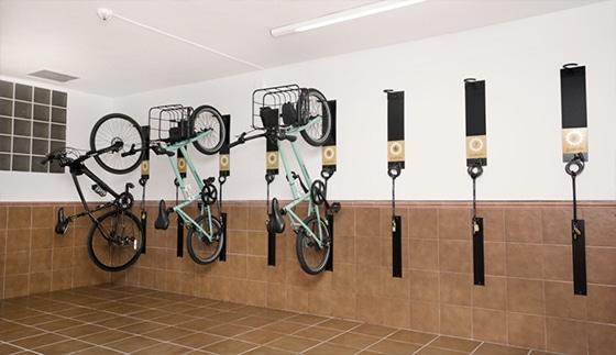 Hoteles Helios bikes