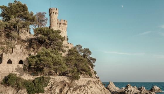 Hoteles Helios castillo den plaja