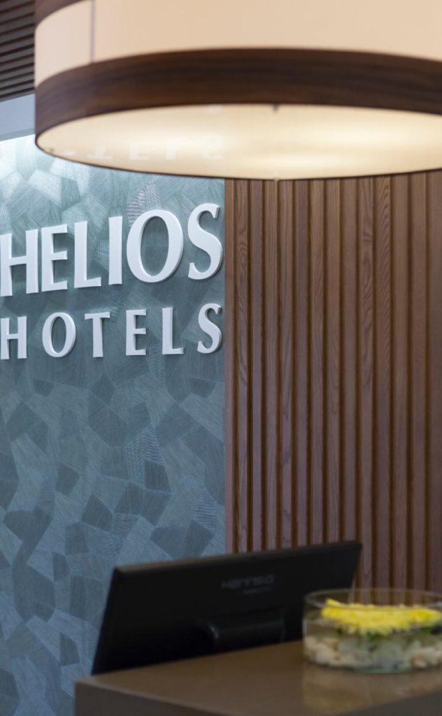 Hoteles Helios hoteles helios mallorca recepcion