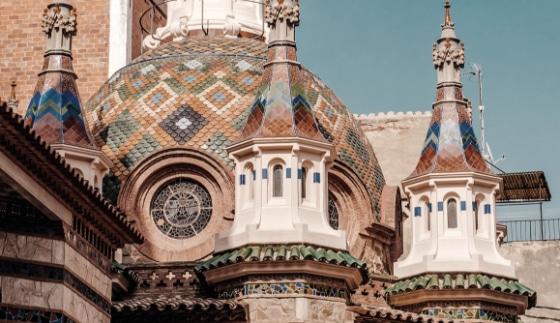 Hoteles Helios iglesia de san roman