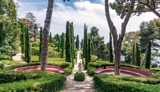Hoteles Helios jardines de santa clotilde