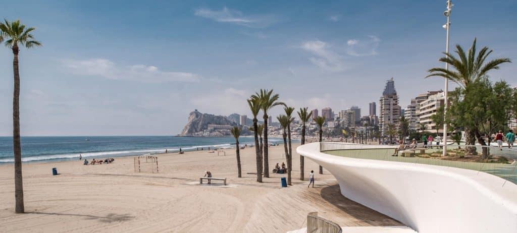 Hoteles Helios playas costa blanca