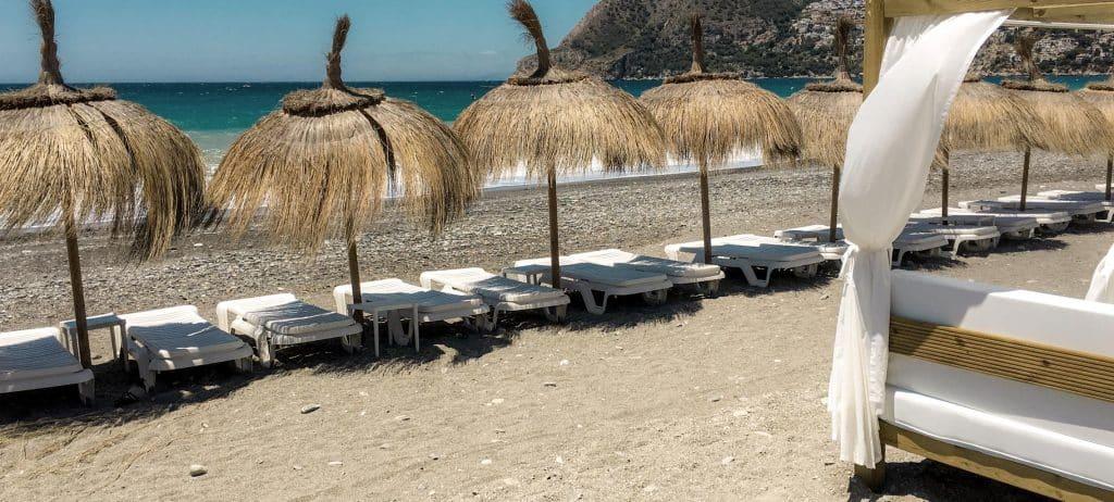 Hoteles Helios playas costa tropical