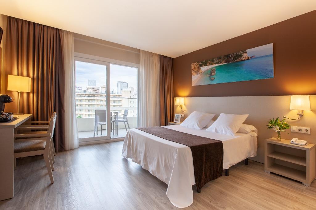 Hoteles Helios habitacion doble premium 2