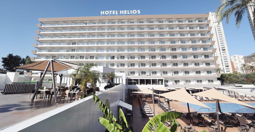 Hoteles Helios BENIDORM 2
