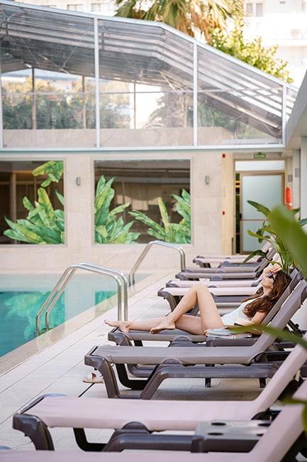 hotel helios lloret de mar piscina